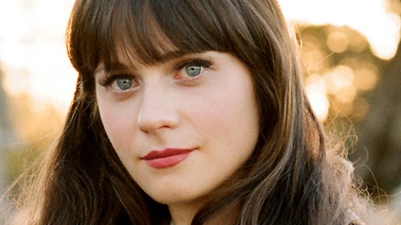 "Zooey Deschanel in ""500 Days of Summer"""