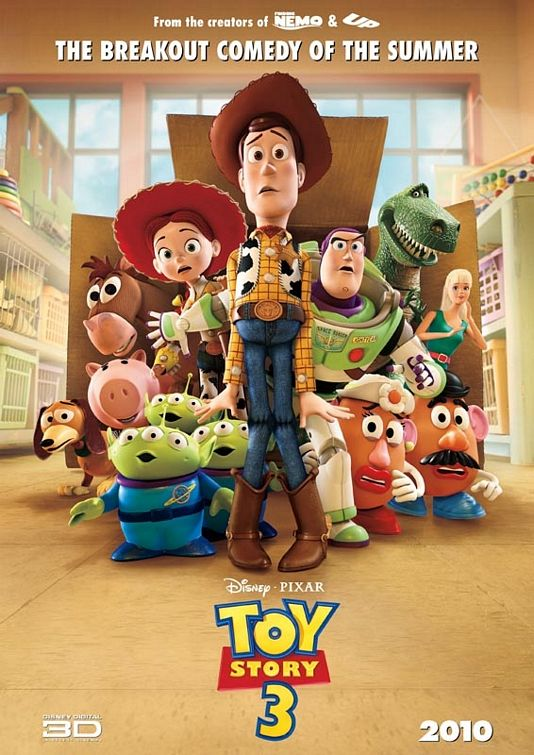 "Poster for ""Toy Story 3"""