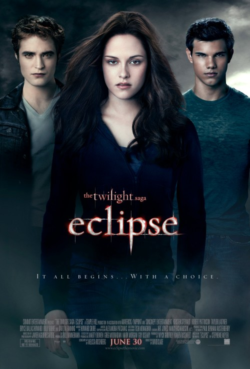 "Poster for ""The Twilight Saga: Eclipse"""