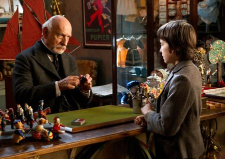 "Ben Kingsley in ""Hugo"""