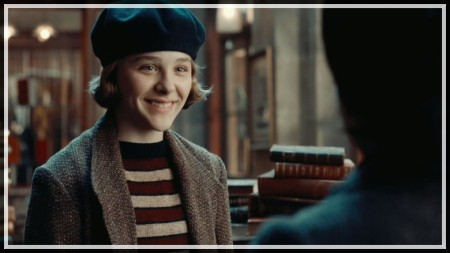 "Chloë Grace Moretz in ""Hugo"""