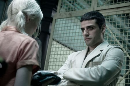 "Oscar Isaac in ""Sucker Punch"""