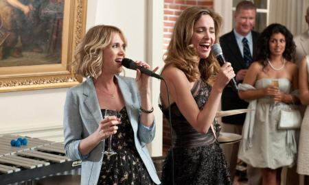 "Kristen Wiig in ""Bridesmaids"""