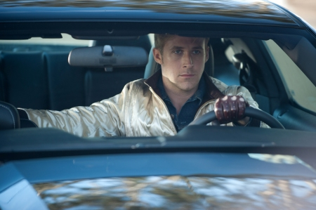 "Ryan Gosling in ""Drive"""