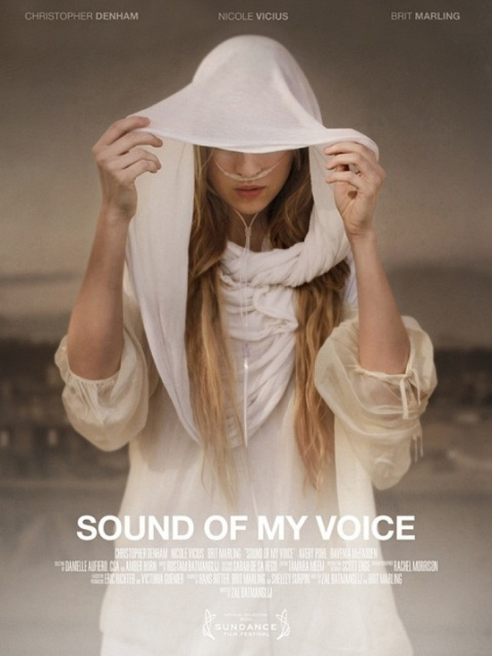 "Poster for ""Sound of My Voice"""