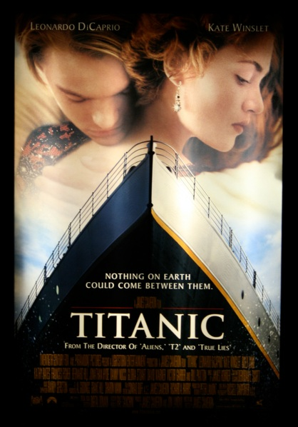 "Poster for ""Titanic"""