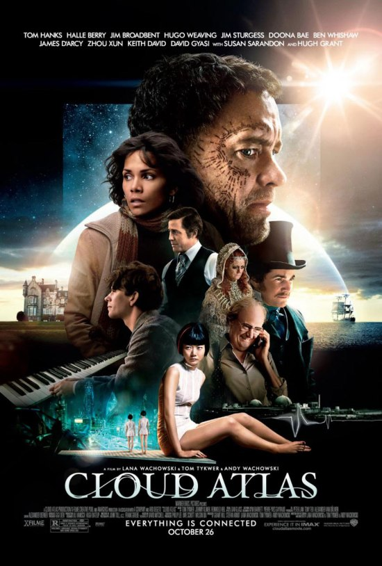 "Poster for ""Cloud Atlas"""