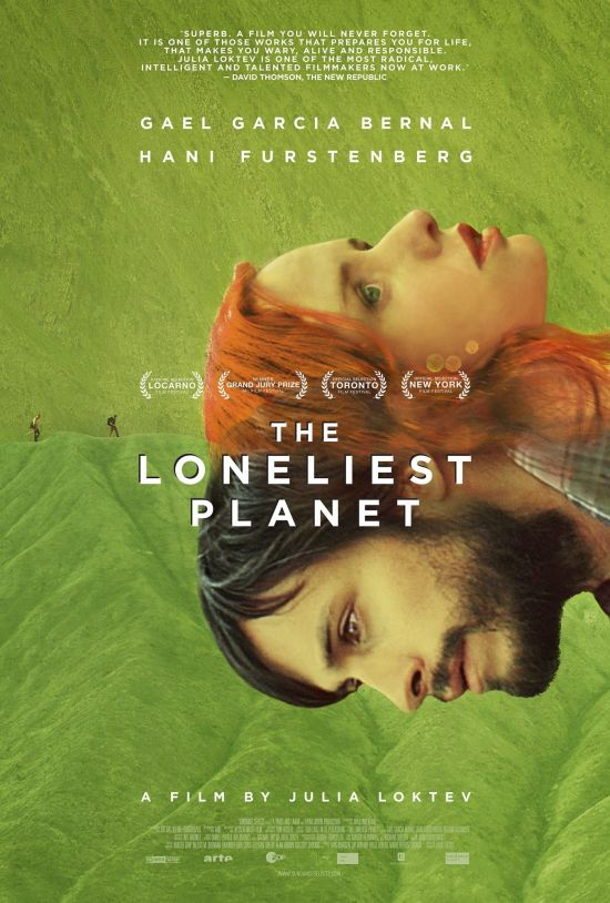 "Poster for ""The Loneliest Planet"""