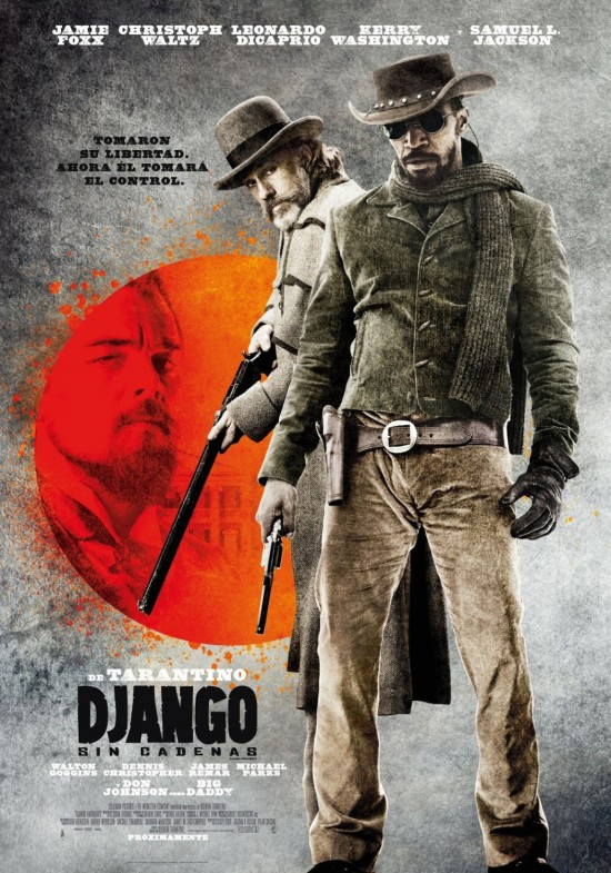 "Poster for ""Django Unchained"""