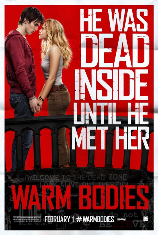 "Poster for ""Warm Bodies"""