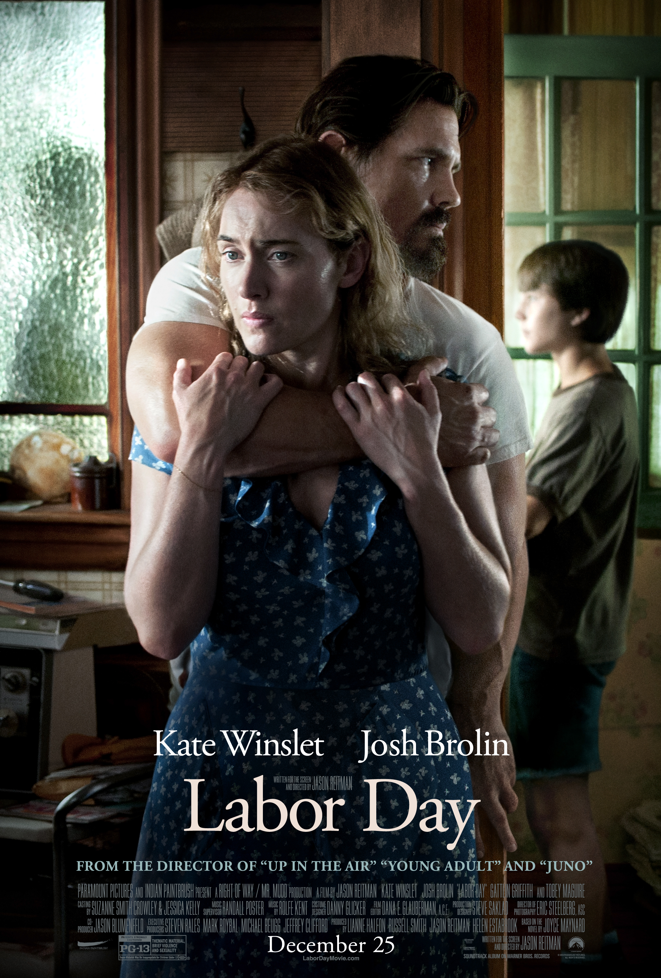 """Poster for """"Labor Day"""""""