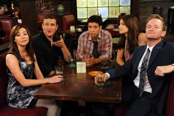 "Still from ""How I Met Your Mother"""
