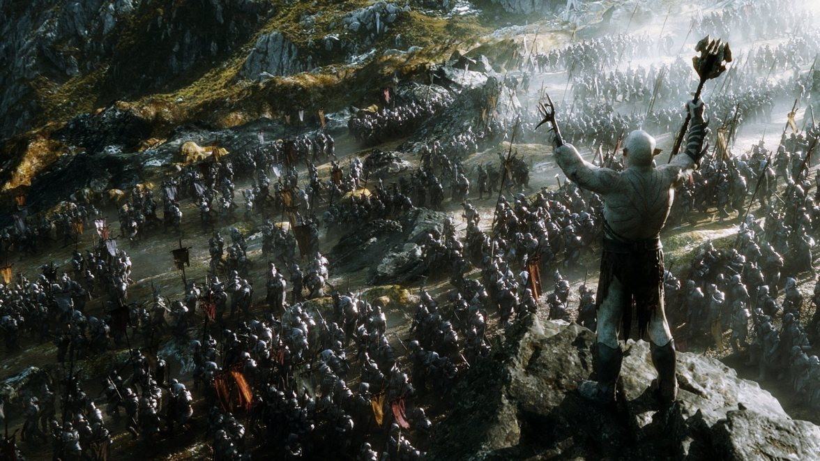 "Still from ""The Hobbit: The Battle of the Five Armies"""