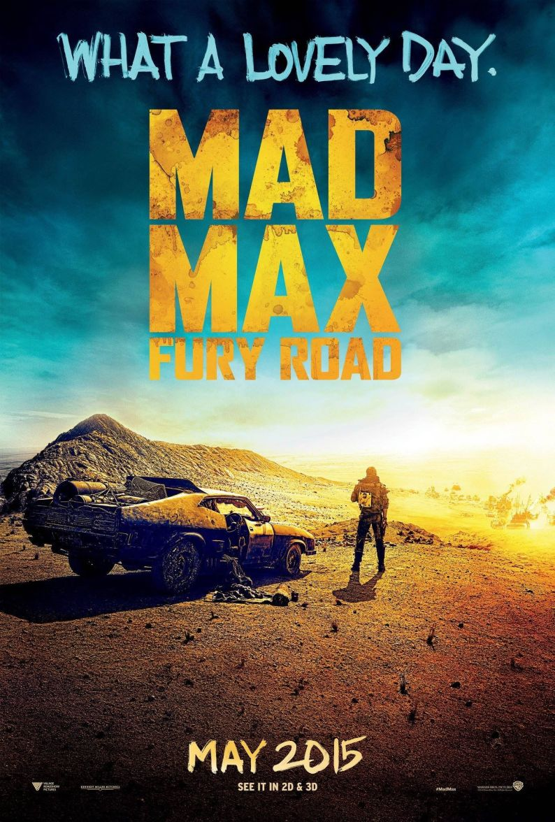 "Poster for ""Mad Max: Fury Road"""
