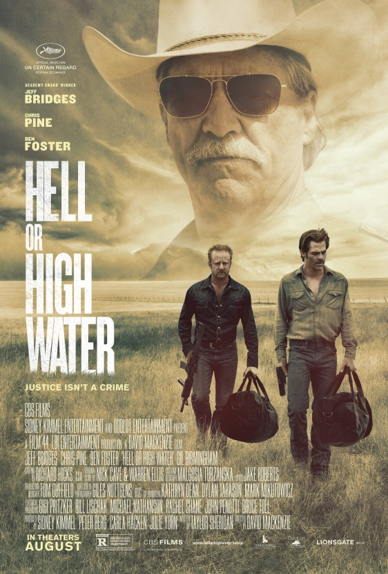 "Poster for ""Hell or High Water"""