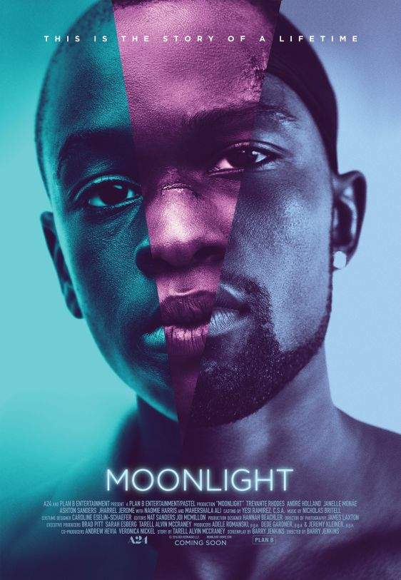 "Poster for ""Moonlight"""