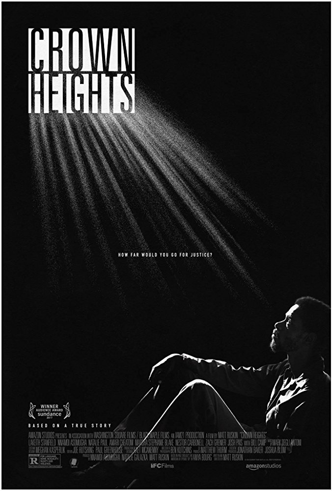 """Poster for """"Crown Heights"""""""