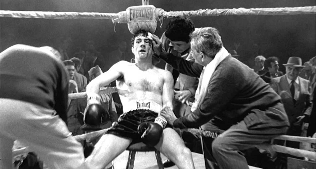 "Still from ""Raging Bull"""